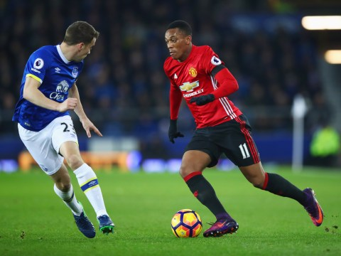 Manchester United's Anthony Martial finding being on the bench 'really annoying'