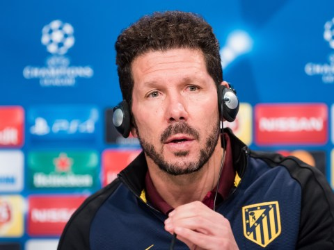 Confirmed: Diego Simeone will not replace Arsene Wenger as Arsenal manager next summer