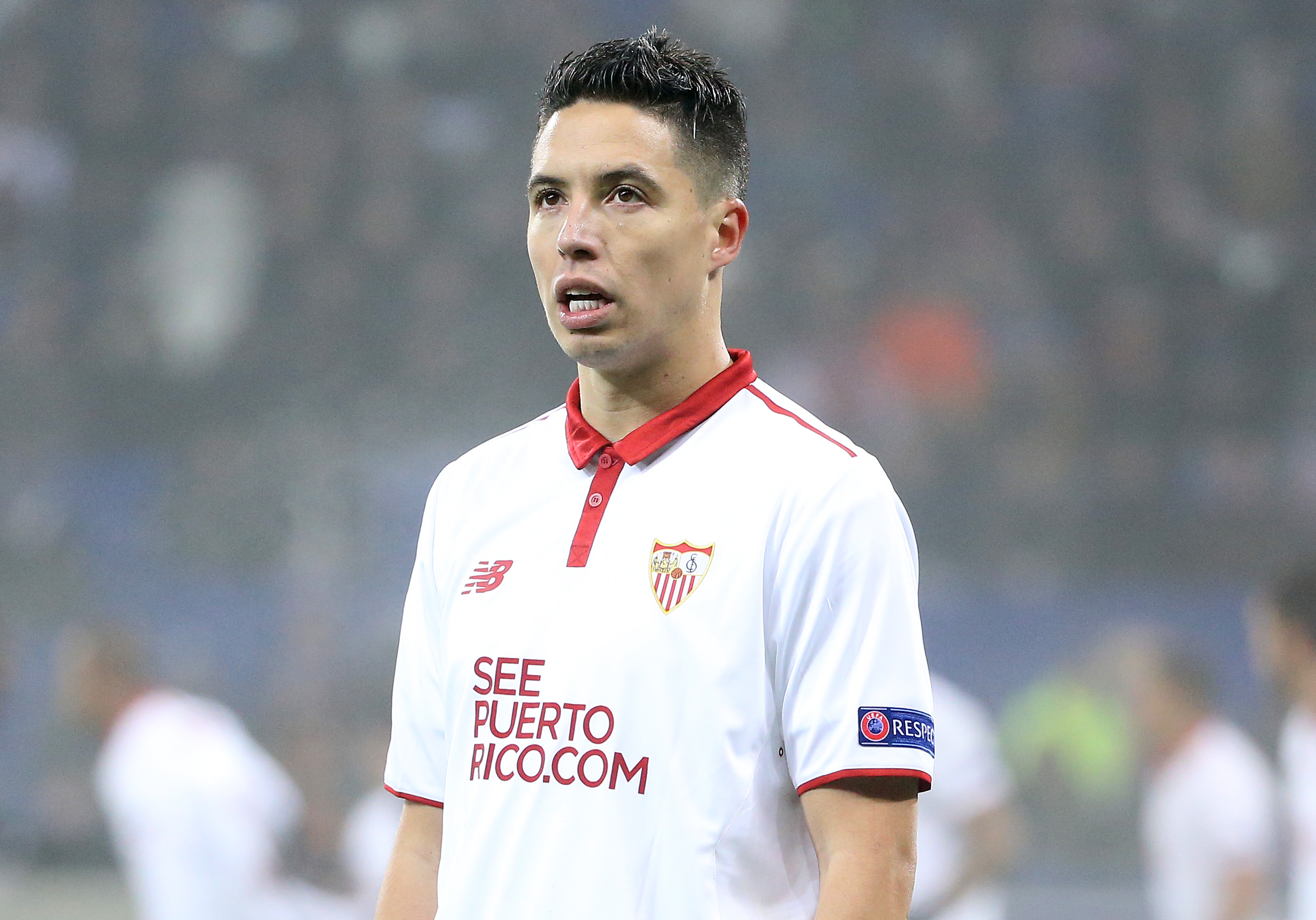 Manchester City star Samir Nasri reveals Twitter account was hacked after tweets claimed he had sex with doctor