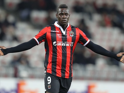 Liverpool flop Mario Balotelli suggests he'd love to seal Arsenal transfer