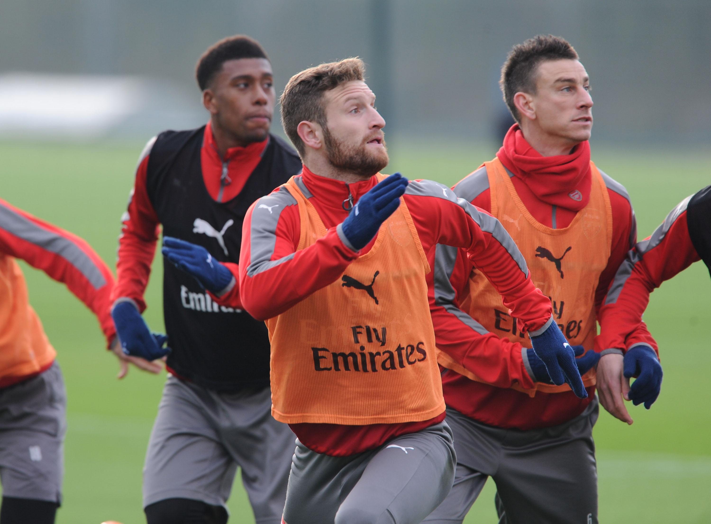 Arsenal will miss Shkodran Mustafi against Manchester City, says Paul Merson