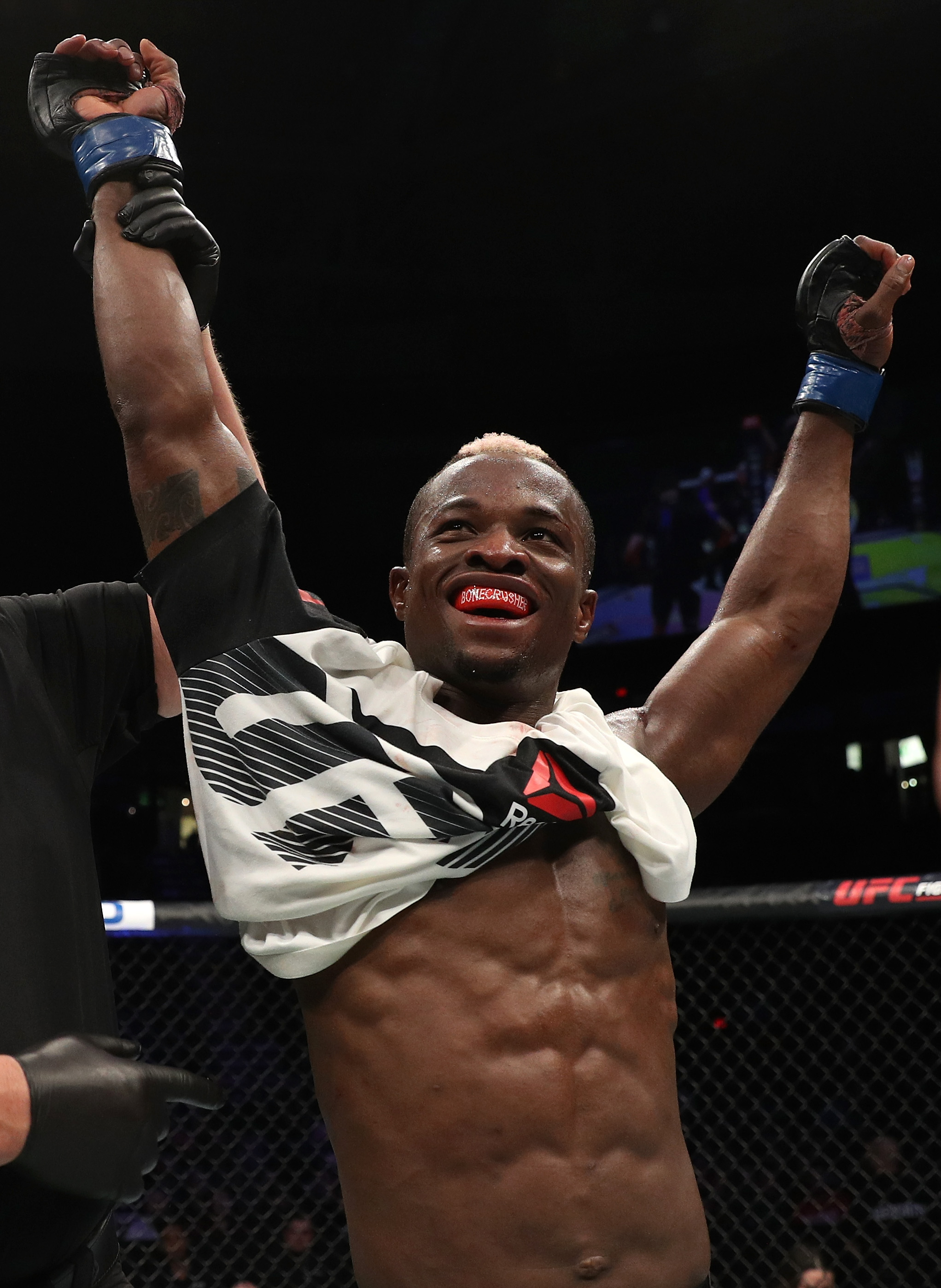 Nick Hein blocks Marc Diakiese on Instagram after the British UFC star chases him for London fight