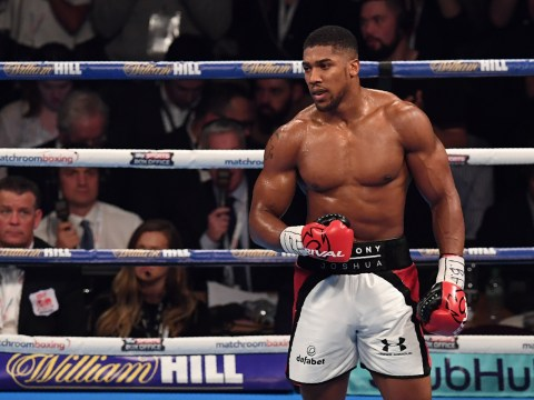 Anthony Joshua should be aiming for Deontay Wilder after Wladimir Klitschko, says Eddie Hearn