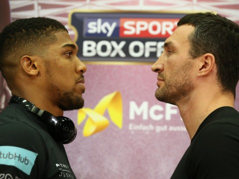 A second batch of tickets for Anthony Joshua versus Wladimir Klitschko will go out in January