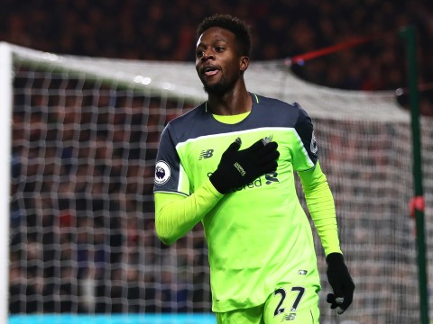Liverpool striker Divock Origi sends warning to Premier League rivals: 'It's only the beginning'