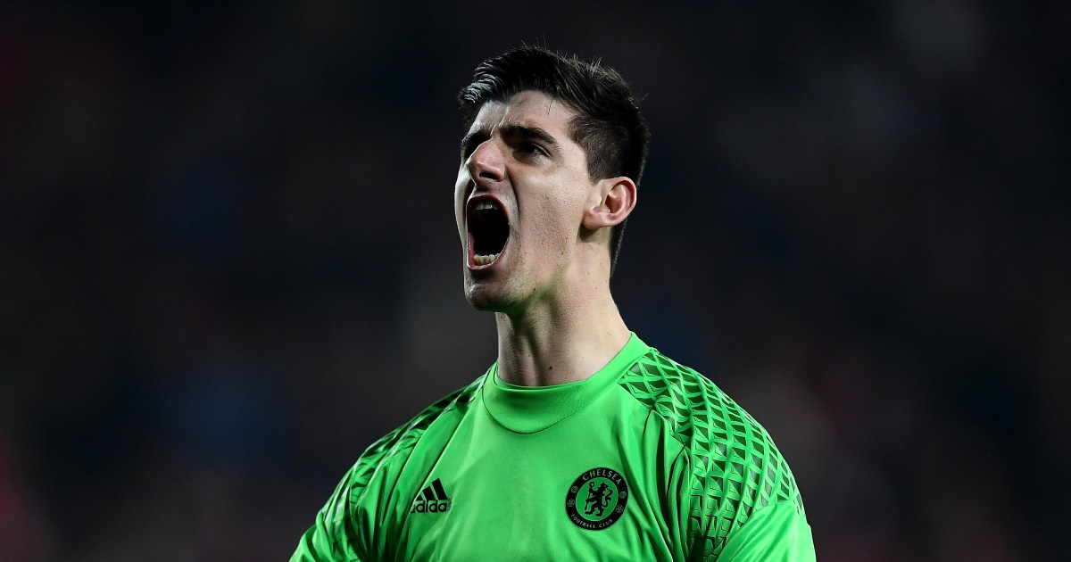 Chelsea News: Thibaut Courtois Wanted By Real Madrid