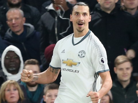 Jose Mourinho plans to rest Zlatan Ibrahimovic for Manchester United – but not yet