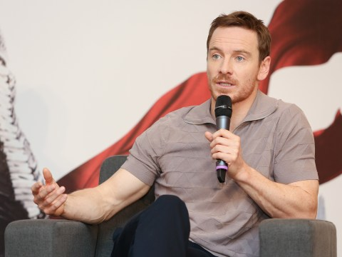 Michael Fassbender reveals details on his other robot role in Alien: Covenant