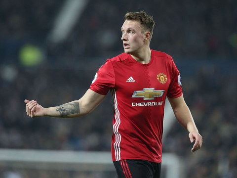 Manchester United star Phil Jones orders teammates to help out Zlatan Ibrahimovic with goal scoring