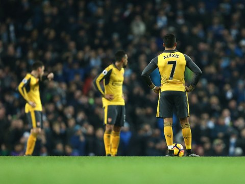 Liverpool legend Graeme Souness slams Arsenal's state of mind in Manchester City defeat