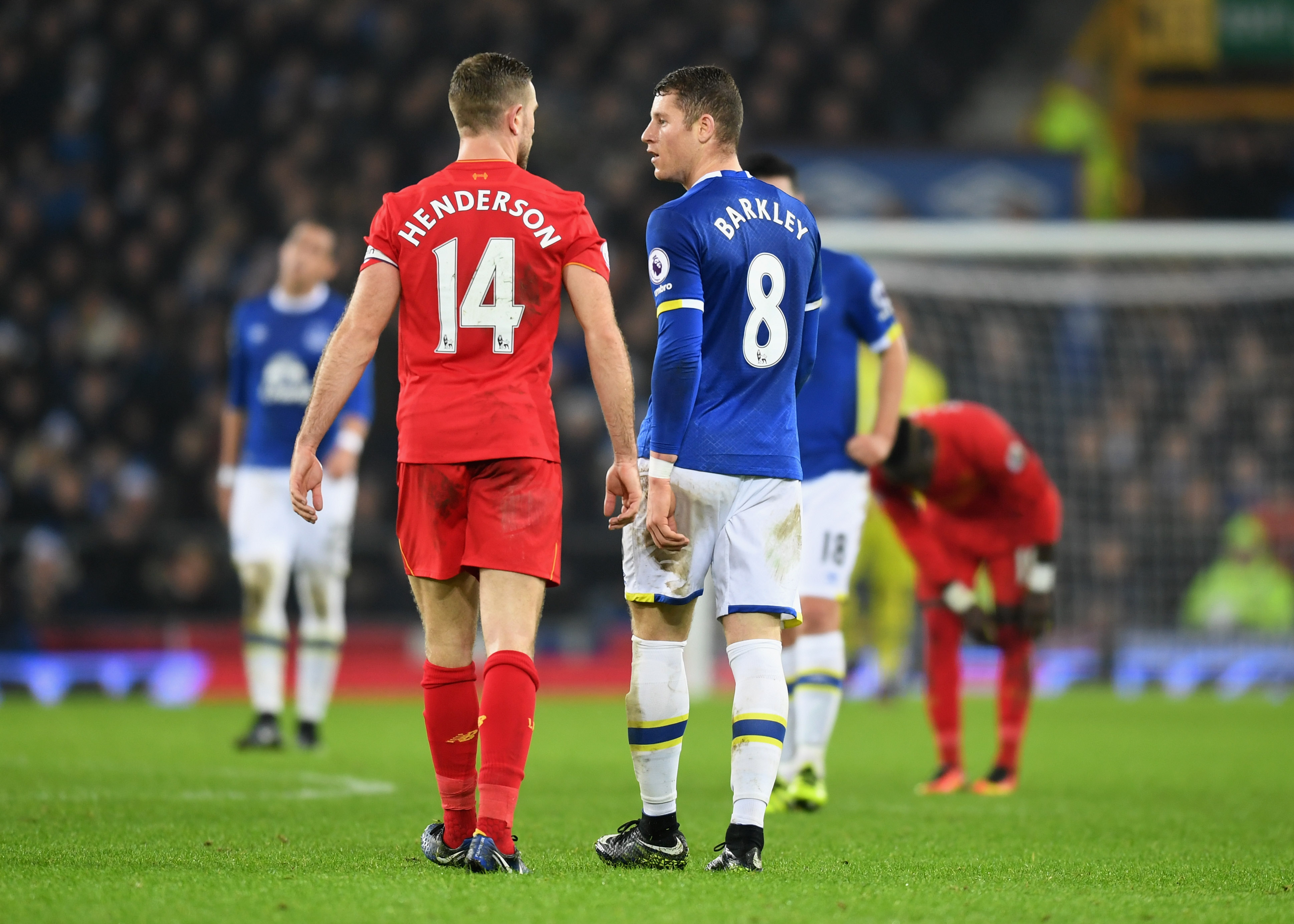 Liverpool v Everton TV channel, kick-off time, odds and Merseyside derby head-to-head