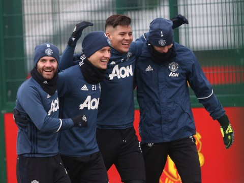 Marcos Rojo is the base of Manchester United, says Zlatan Ibrahimovic