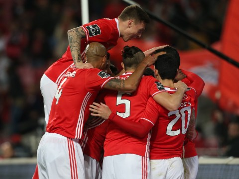 Victor Lindelof pays classy tribute to Benfica ahead of Manchester United transfer