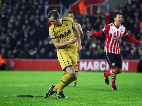 Harry Kane mercilessly trolled after shocking penalty against Southampton