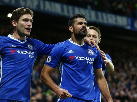 Chelsea equal Premier League record with 4-2 victory over Stoke