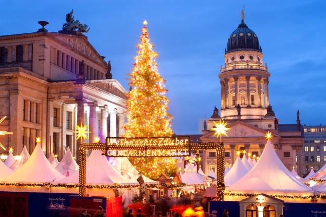 Berlin Christmas Market.6 Reasons To Visit Berlin S German Christmas Markets This