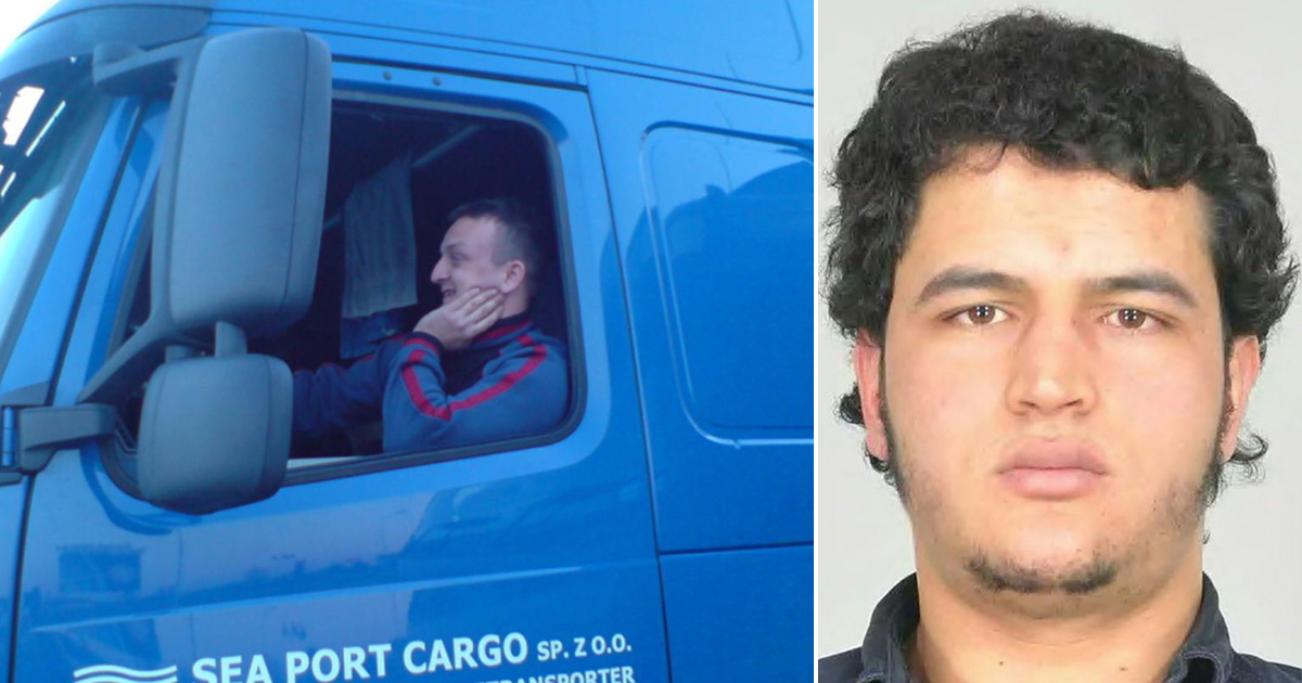 Polish truck driver 'shot hours before hijacked lorry hit Berlin Christmas market'