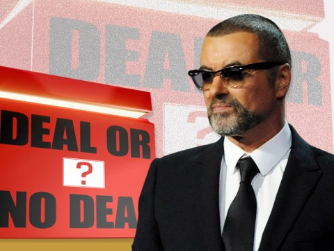 George Michael once donated £15,000 to Deal Or No Deal contestant who wanted IVF