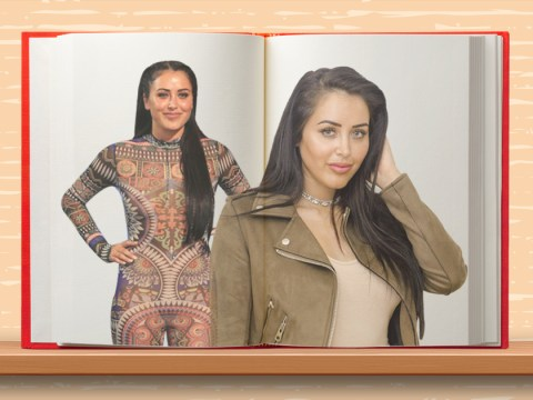 Watch out Geordie Shore! Marnie Simpson is set to dish the dirt by releasing a tell-all autobiograpy