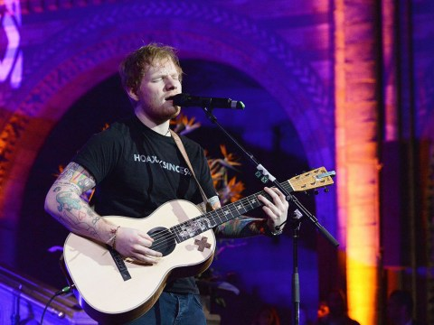 Ed Sheeran has revealed that he'll hit the road again in March