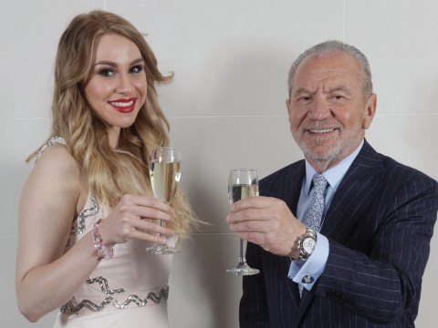 The Apprentice's Lord Sugar quits 2016 winner Alana Spencer's cake business ahead of the new series