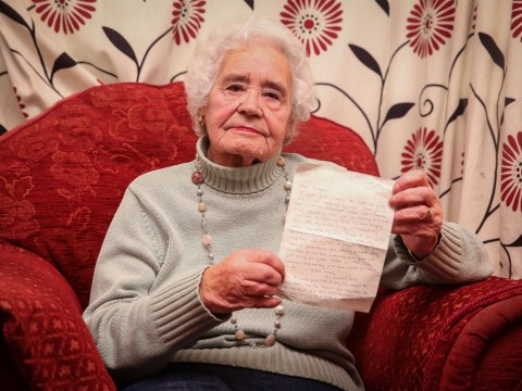 Pensioner, 81, writes open letter to burglar who stole her Christmas money