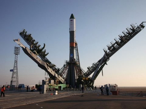Russian spacecraft enroute to the ISS explodes in space