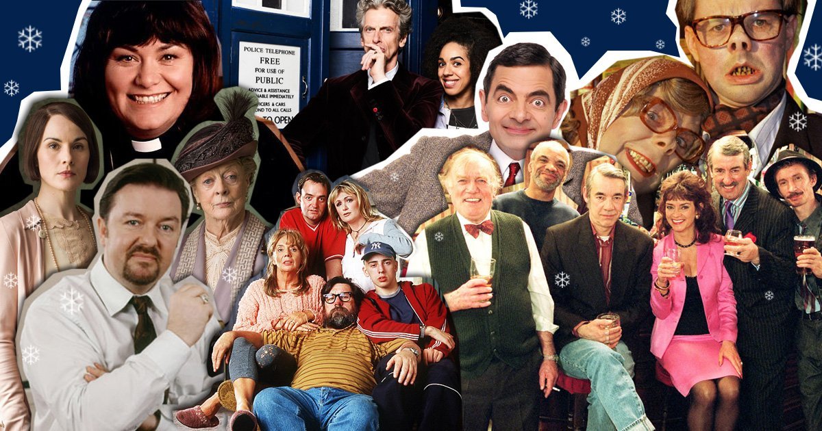 These are the 8 best Christmas TV special episodes that you should really tuck into this year