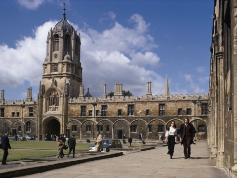 Oxford graduate sues university for £1 million 'because he didn't get a first'