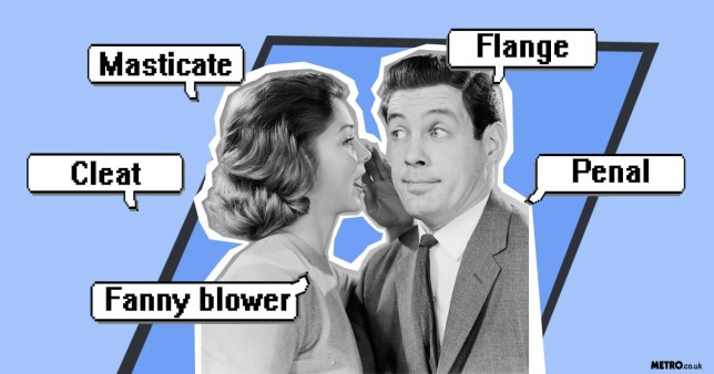 pic - getty/metro 19 words which sound really dirty but actually aren't naughty words.jpg