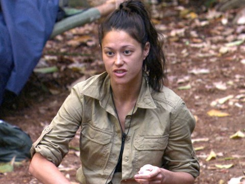 I'm a Celebrity's Sam Quek only showered 4 times in 24 days while in the jungle