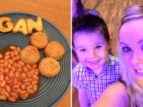 Furious mum makes Tesco complaint after £1 alphabet potato shapes fail to spell out son's name