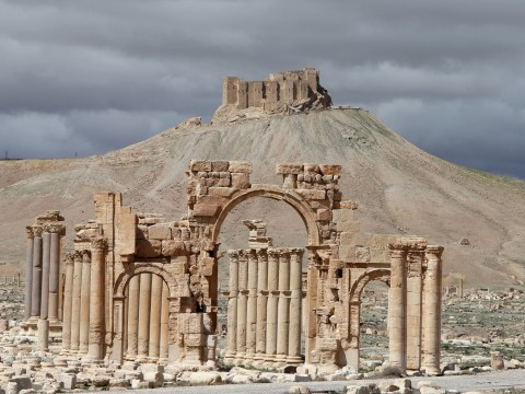 ISIS recaptures ancient city of Palmyra