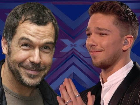 Steve Brookstein accuses Matt Terry of 'fake crying' during X Factor final