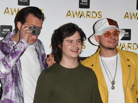 Lukas Graham blame 'jet lag' for 'proper rude' BBC Music Awards interview with Greg James