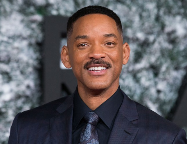 Mandatory Credit: Photo by James Shaw/REX/Shutterstock (7567303b) Will Smith 'Collateral Beauty' film premiere, London, UK - 15 Dec 2016