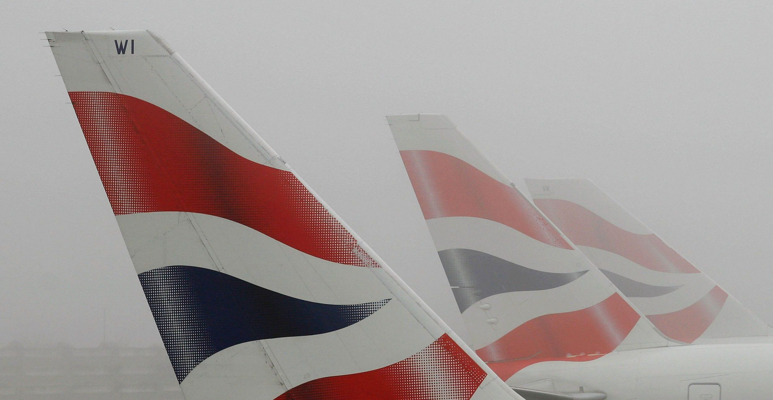 Flights cancelled as thick fog leaves thousands of passengers stranded