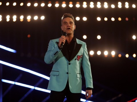 Robbie Williams slammed as 'awful' during Sports Personality of the Year performance