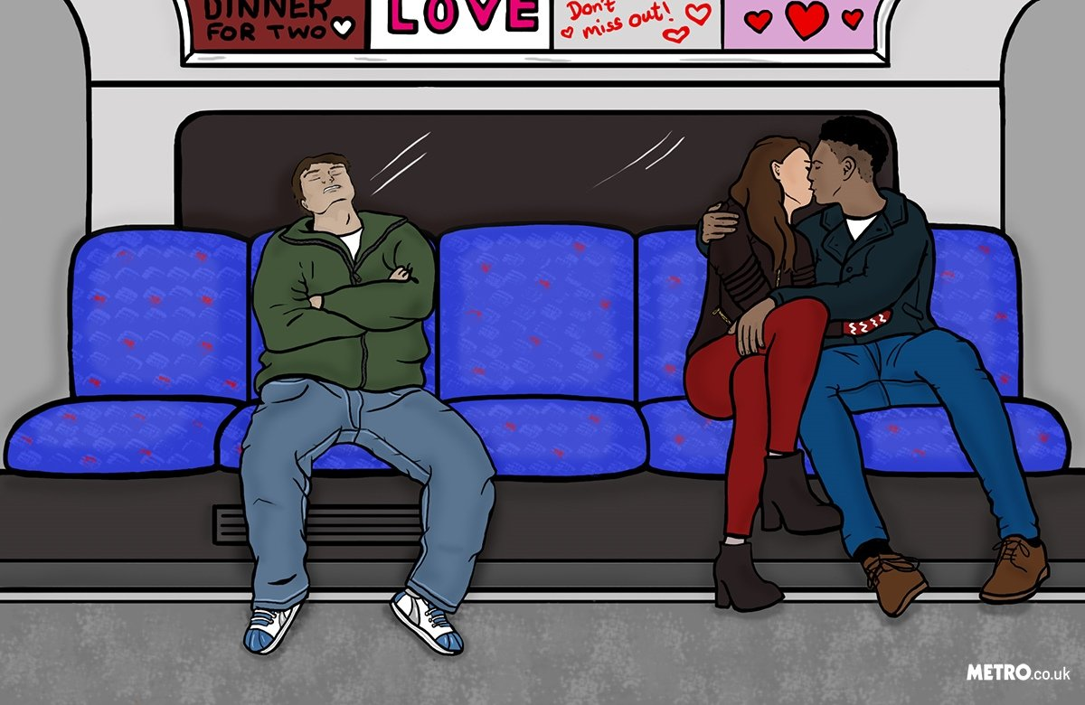 Good Sex Bad Sex podcast – We chat about having sex on public transport with the author of Tubing