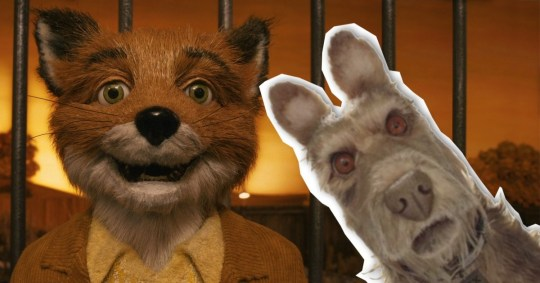 Wes Anderson's Isle Of Dogs animation style is similar to Fantastic Mr Fox (Picture: FOX/Vimeo)