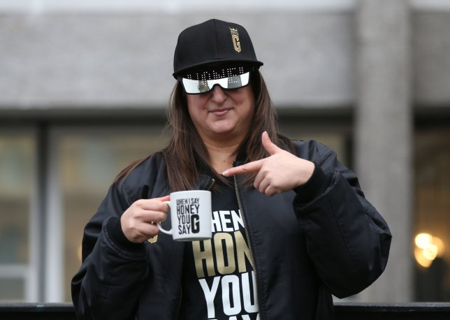 Honey G launches her brand new range of merchandise ahead of the release of her debut single The Honey G Show on December 23rd. PRESS ASSOCIATION Photo. Picture date: Wednesday December 21, 2016. See PA story SHOWBIZ HoneyG. Photo credit should read: Jonathan Brady/PA Wire