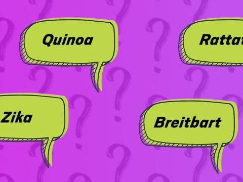 QUIZ: Can you pronounce the most mispronounced words of 2016?