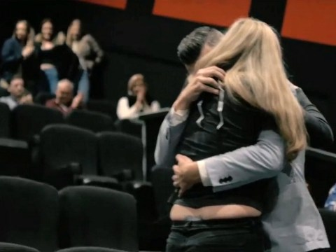 This man's cinema-themed proposal is a film-lover's dream