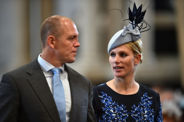File photo dated 10/06/16 of Zara and Mike Tindall who have lost their baby, a spokeswoman for the couple has said. PRESS ASSOCIATION Photo. Issue date: Saturday December 24, 2016. See PA story ROYAL Zara. Photo credit should read: Ben Stansall/PA Wire