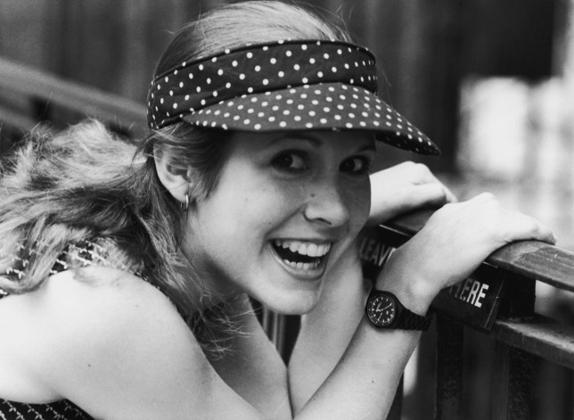 Carrie Fisher pictures American actress Carrie Fisher, 1980. (Photo by Express/Archive Photos/Getty Images)