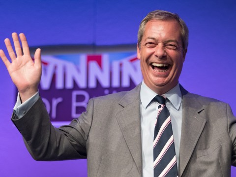 Prepare yourself for a Nigel Farage Brexit campaign movie