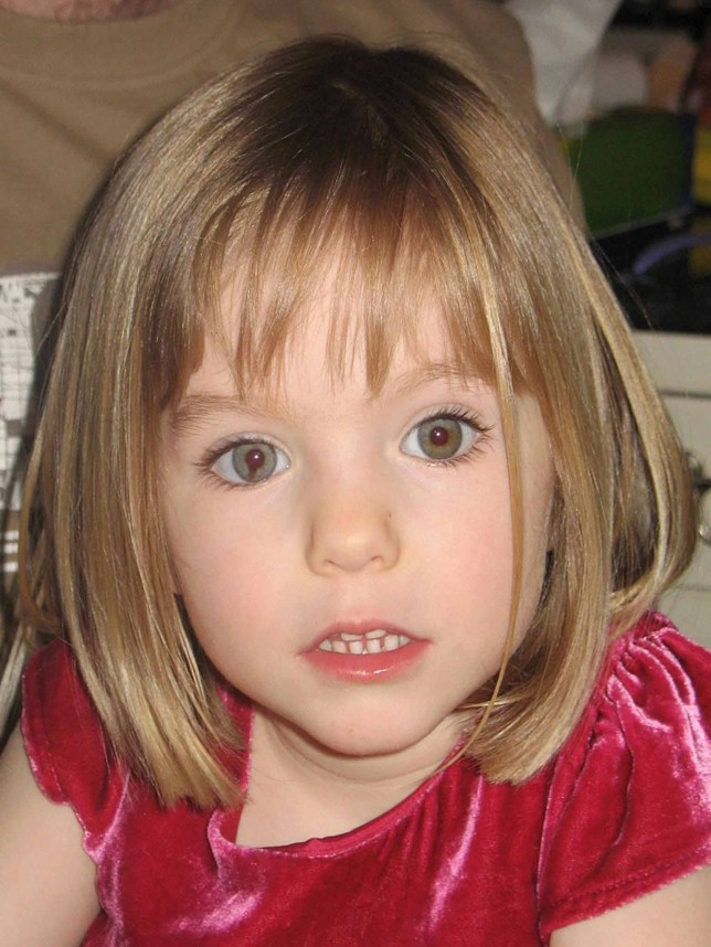 Portuguese police agree with BRitish police over new Maddie disappearance theory