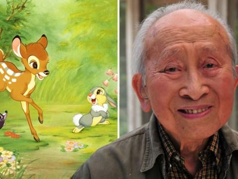 Legendary Disney animator who created Bambi dies aged 106