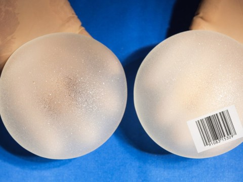 NHS to save £1billion by putting barcodes on everything from breast implants to new hips