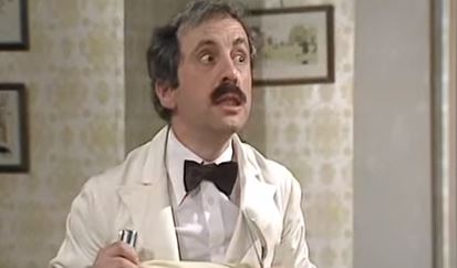 WATCH: Andrew Sachs' best Fawlty Towers moments as Manuel